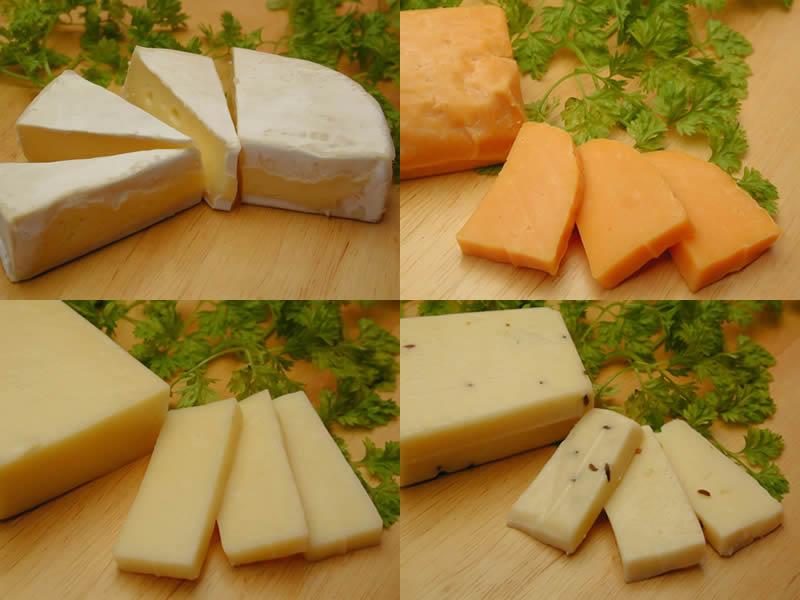 大友チーズ工房の6000円セット
