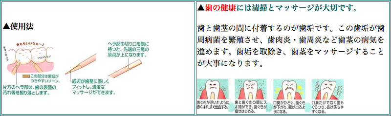 広栄社のデンタルケア用品