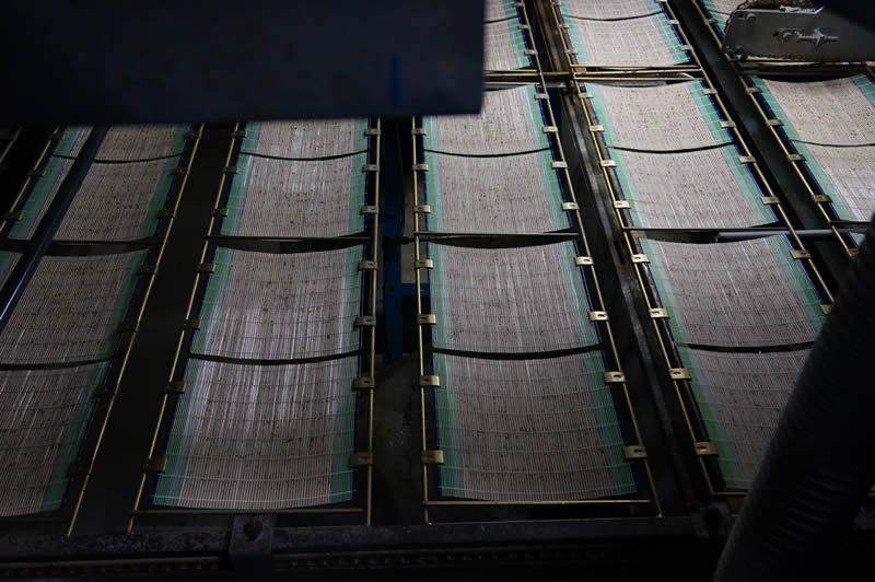 西岡慎介さんの海苔工場