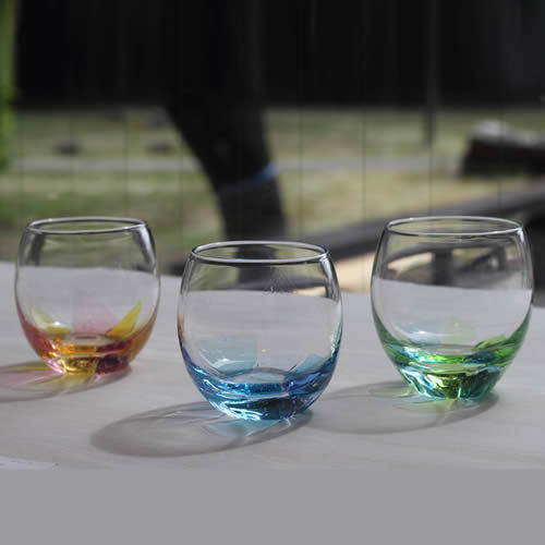 あづみ野ガラス工房 ひよりグラス