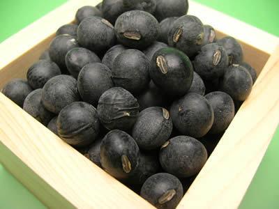 赤井さんの丹波黒大豆
