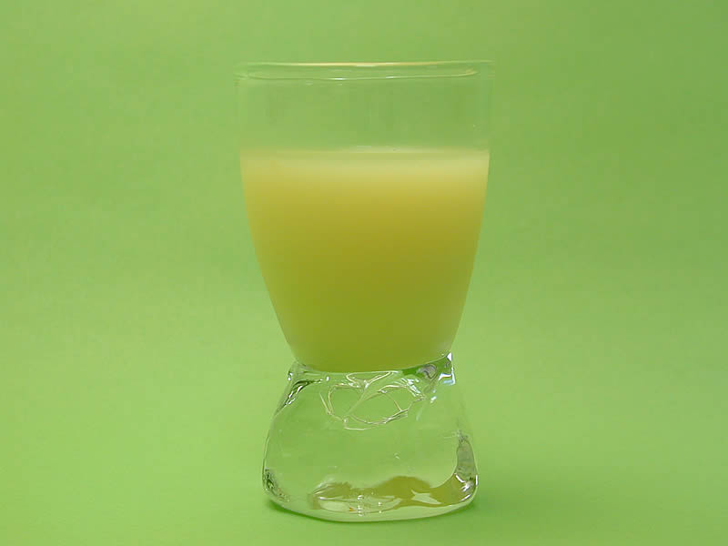 後口さんの実生(みしょう)柚子100%天然ゆず果汁