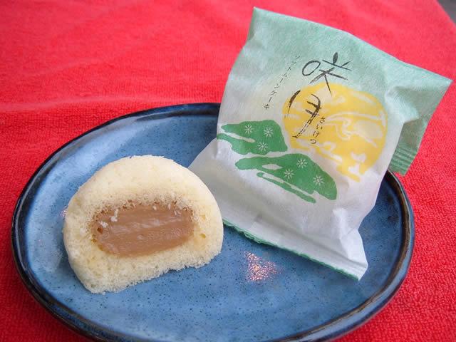 幸成堂の和菓子 咲月